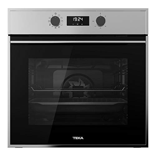 Teka HSB 635 Horno HSB635 MULTIFUNCION INOX (0140) A+, Inoxidable