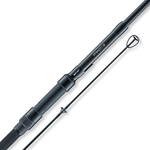 Sonik - Wurfruten in Schwarz, Größe 10' 3.50 lb