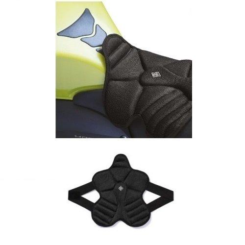 Compatibel met sporttas CUSTOM 1200 XL zitzak voor motorstoelen van netweefsel in zwart 3D Tucano Urbano 326-N2 zwart Cool Fresh 39 x 36 cm dikte 2 cm 100% polyester