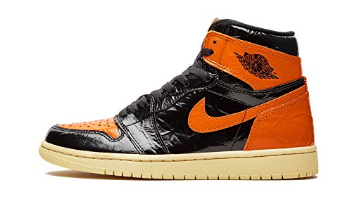 Nike Air Jordan 1 Retro Hi OG Shattered Backboard 555088-028 45 EU
