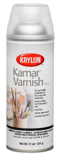 Krylon 451859 Kamar Varnish Spray-11 Unzen