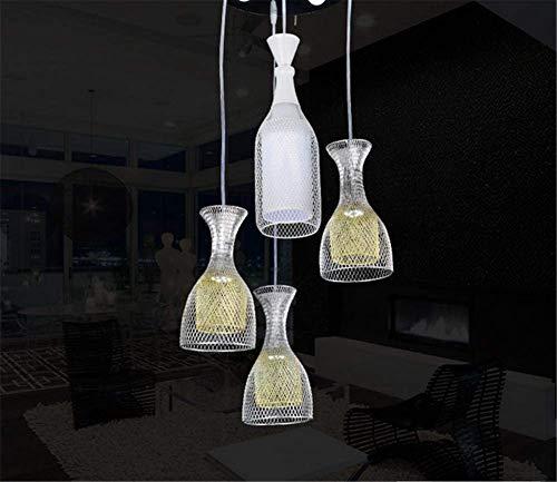 AI LI WEI Juan mooie lampen/cup van aluminium voor binnen, vaste hanglamp met dubbele laag voor woonkamer slaapkamer verlichting kroonluchter Lighting