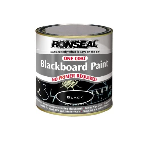 Ronseal One Coat Blackboard Vernice 250 Ml