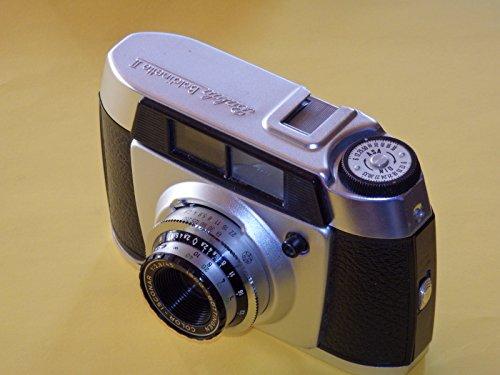 CAGO Balda Baldinette II mit Color-Isconar 2.8 45mm 45 mm