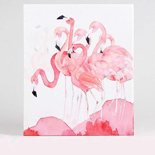 EDCV Bruiloft Cartoonalbum Scrapboeking 4D Groot 6-inch fotoalbum 200 pagina's Plakboek Babyfamilie Plakboekalbums, A
