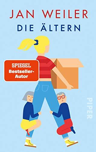 Buchseite und Rezensionen zu 'Die Ältern' von Jan Weiler