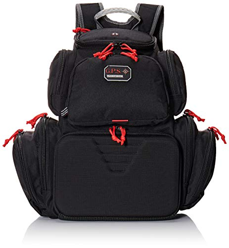 G.P.S. Handgunner Ready Range Backpack