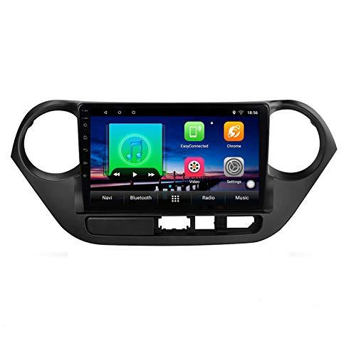 2G+32G Android 10 autoradio per Hyundai i10 2013-2016 Autoradio Multimediale Lettore Video Navigazione GPS
