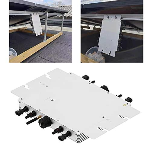 Gatuxe Inversor Solar, inversor Solar automático 120 / 230V para Uso doméstico