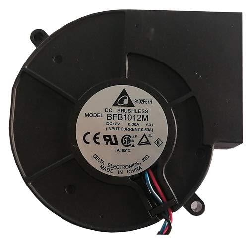 Desconocido Ventilador BFB1012M, Teka IZ 6315 VR01, SM25