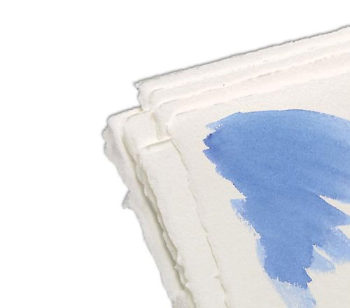Arches Watercolor Paper - 300 lb. Cold Press 5-Pack 22x30' - Natural White