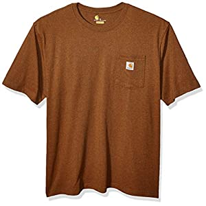 Carhartt Men's  Workwear  Short Sleeve T-Shirt (Regular and Big &#038...