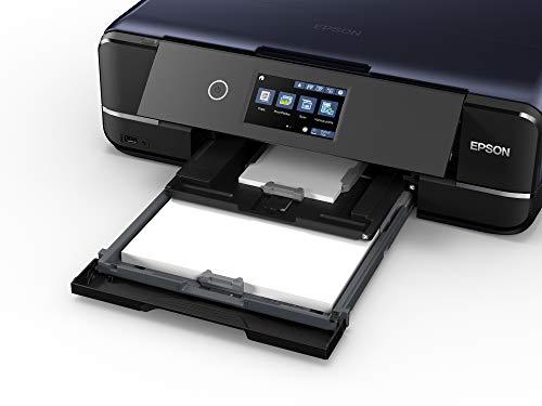 Epson Expression Photo XP-970   Impresora Fotográfica WiFi A3 Multifunción   Impresión Doble Cara Automática   Bandejas Separadas Papel Fotográfico y A3   Sistema Tinta 6 Colores Especial Fotografía