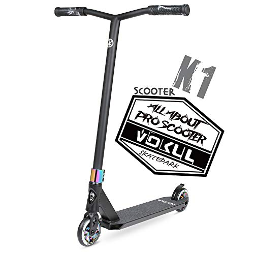 VOKUL K1 Pro Trick Scooter | Stunt Scooter, for Kids 8 Years and Up,Teens,Adults - Best Entry Level Freestyle Stunt Scooter for ,Boys,Girls - Freestyle Skate Park Street Scooter