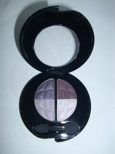 Astor Color Vision Eye Palette Nr. 610 Smokey Purple for Green Eyes damit die Augen strahlen. Quattro Lidschatten