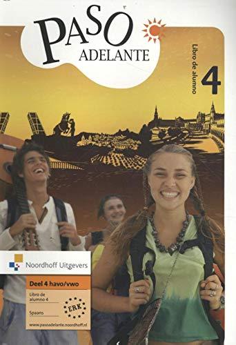 havo/vwo 4 libro de alumno 4 (Paso Adelante)