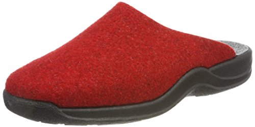 Beck Damen Sofie Pantoffeln, Rot (Rot 07), 42 EU