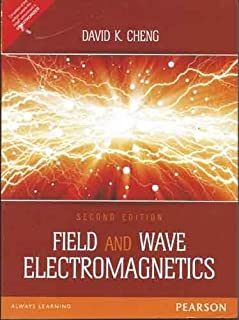 Best field and electromagnetics by david k cheng Reviews