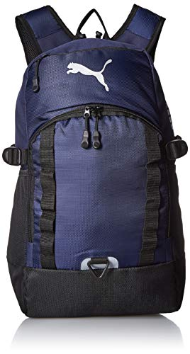 PUMA Men's Fraction Backpack, Navy Combo, One Size