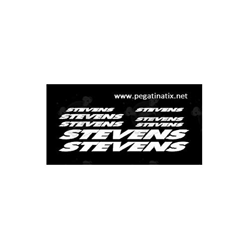 Adesivi per MTB, Stevens Stickers Decals AUFKLEBER autocollant Full Color
