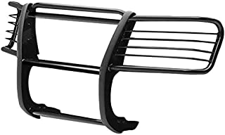 Steelcraft 53380Custom Fit 2008-2016 Toyota Sequoia, Will Interfere with Sensors If Equipped, Grill Bumper Brush Guard Bull Bar