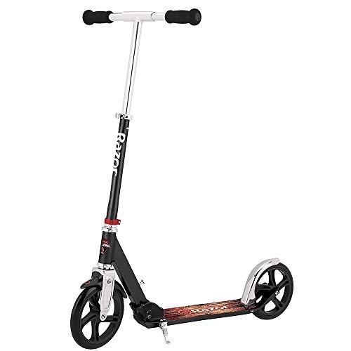 Razor A5 Lux Scooter,Schwarz