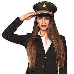 Boland General 04292 Hat Black/Gold #2