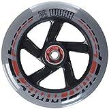 Red Wing Shoes Worx ABEC 5 Wcd Kit de roulettes Blanc 120 mm