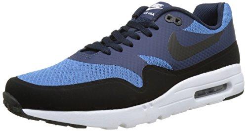 Nike Herren Air Max 1 Ultra Essential Bässe, Blau (Star Blue/Black/Obsidian/White), EU