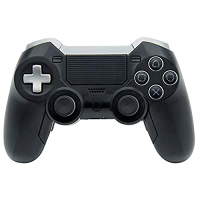 Elite PS4 Controller Wireless Bluetooth with USB Cable Paddles for Sony Playstation 4