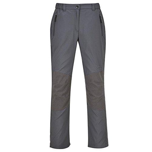 Cox Swain Damen Trekking Hose Expedition Quick Dry, Colour: Dark Grey, Size: S