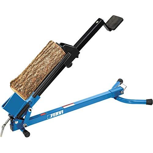 Astilladora cortadora de leña manual a pedal