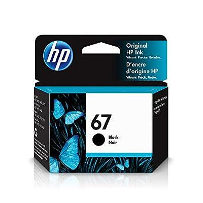 HP 67   Ink Cartridge   Black   3YM56AN