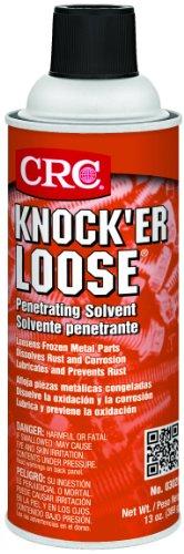CRC 3020 KNOCK'ER Loose Solvent 13 OZ, Reddish