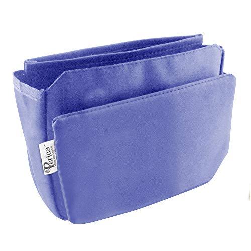 Periea Handtaschenordner, Einsatz, Einlage 9 Taschen 20x16x7cm - Tegan lila