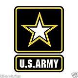 U.S. Army Logo Sticker Small Cell Phone Sticker iPhone Sticker Hard HAT Sticker