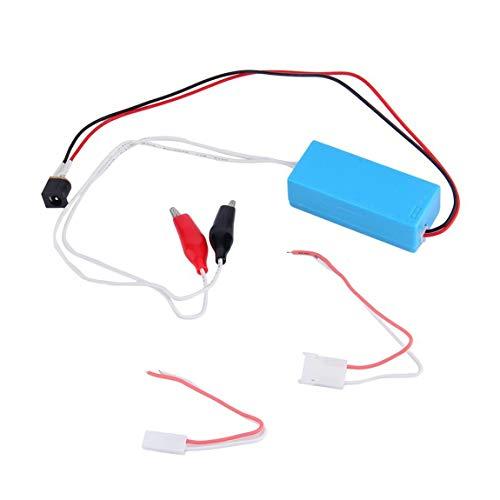 12 V CCFL Lampe Wechselrichter Tester Für LCD TV Laptop-Bildschirm Tragbare Lampada Rohrreparaturtest Professionelle Reparatur Werkzeug, blau