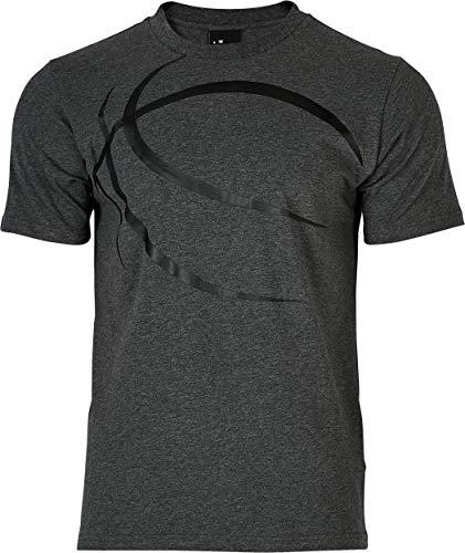 Spalding Street T-Shirt de Marche pour Homme XXXL Anthracite