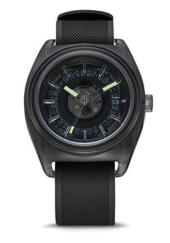 Adidas Men's Process C2 Z23 001-00 Black Silicone Quartz Fashion Watch