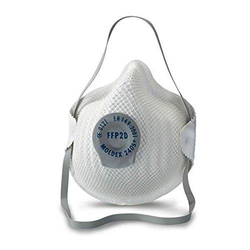 Moldex 2405 P2 - Máscara de partículas (20 unidades)