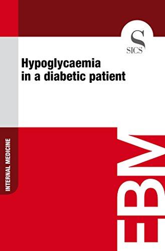 Couverture du livre Hypoglycaemia in a Diabetic Patient (English Edition)