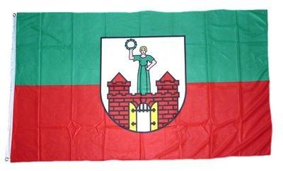 Fahne/Flagge Magdeburg NEU 90 x 150 cm Fahnen