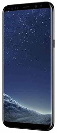 Samsung Galaxy S8 64GB 4G LTE 5.8in Octa-Core Dual Cam 4KHD Reacondicionado (Renewed)