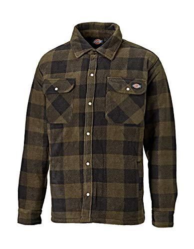 Dickies SH5000 Portland Shirt - Khaki - Gr. XXL