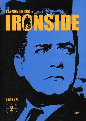 Ironside: Season 2 (7 Dvd) [Edizione: Stati Uniti]