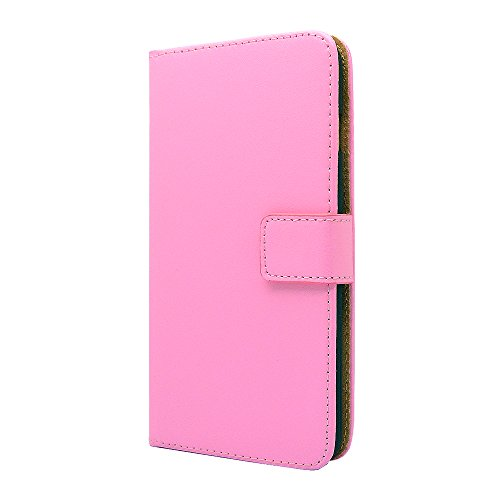For Apple iPhone Genuine Leather Case, Premium Leather Wallet Case with...