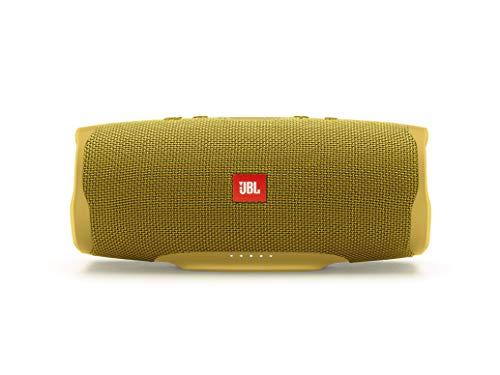 JBL Charge 4 Bluetooth Luidspreker, Waterdicht, Draagbare Boombox, Geïntegreerde Powerbank, Geel