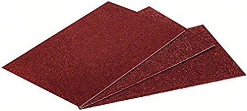 Bosch Schleifpapier für Profilschleifer AUZ 70 G Holz und Farbe für Multifunktionswerkzeuge Starlock