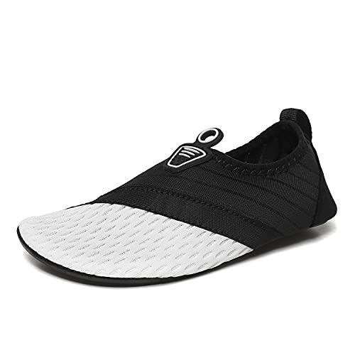 BALALALA Unisex Zapatos de Agua Deportes Acuáticos Calzado de Natación Escarpines Hombre Mujer para Buceo Snorkel Surf Piscina Playa Vela Mar Río Aqua Cycling