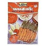 Lobo Brand Thai Satay Mix (salsa de maní) 3.5 oz cada uno...